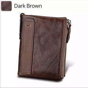 Men's Genuine Leather Wallet 101100